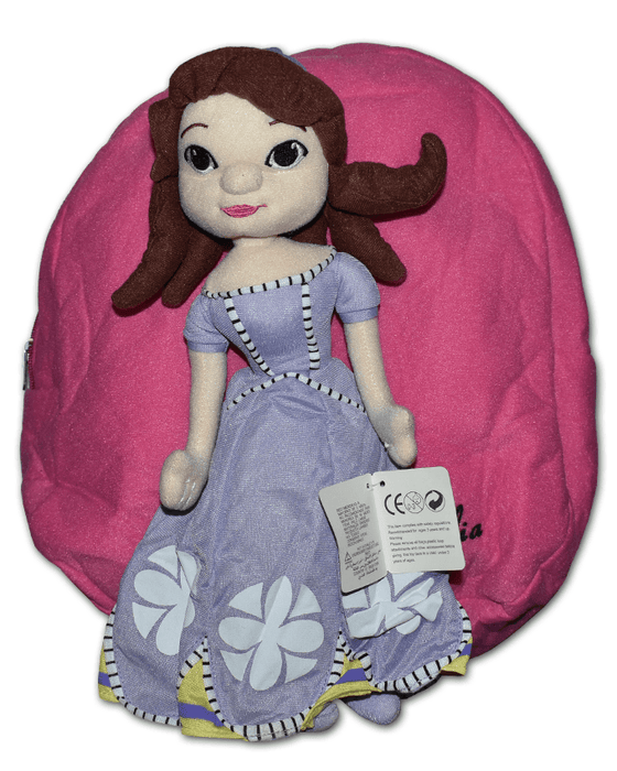 Doll High Quality Plush Shoulder Bag for Kids - Medium - Hiffey