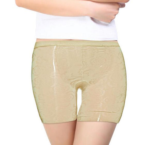 Ice Cool Silk Ultra Thin Underwear, Boxer for Girls - Hiffey