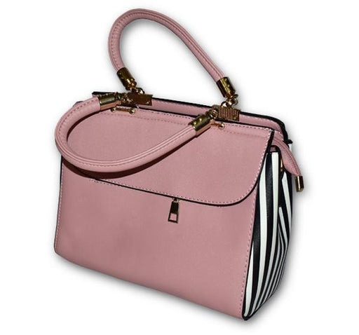 Designer Luxury Mini Handbag for Ladies - Pink - Hiffey