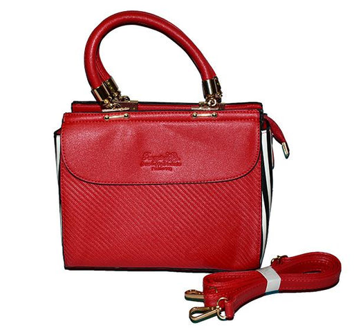 Designer Luxury Mini Handbag for Ladies - Maroon - Hiffey
