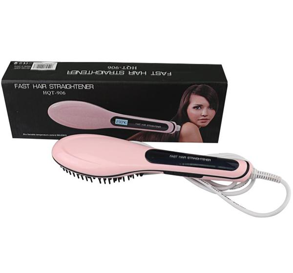 Fast Hair Straightener HQT-906 - Hiffey