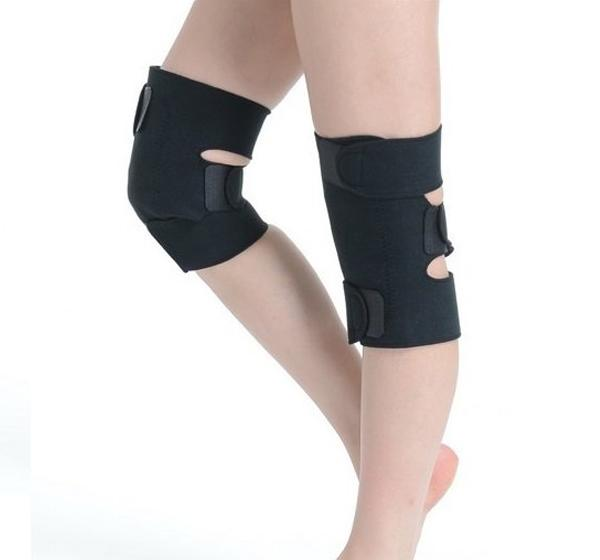 Hot Shapers Knee Support Belt - Black - Hiffey