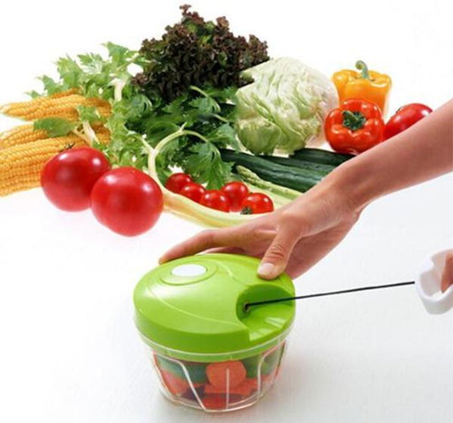 Nicer Dicer Plus Speedy Chopper - Hiffey