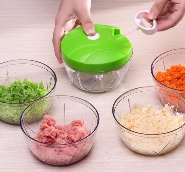 Nicer Dicer Plus Speedy Chopper