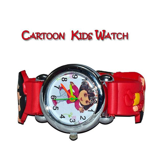 Analog Watch For Kids - Dora - Hiffey