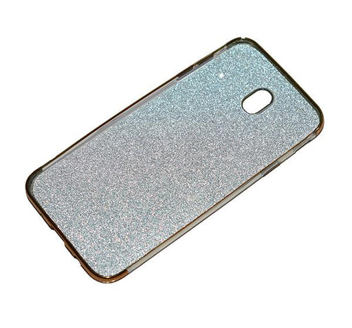 Samsung Galaxy J7 Pro - Premium Quality Glitter Mobile Cover - Golden