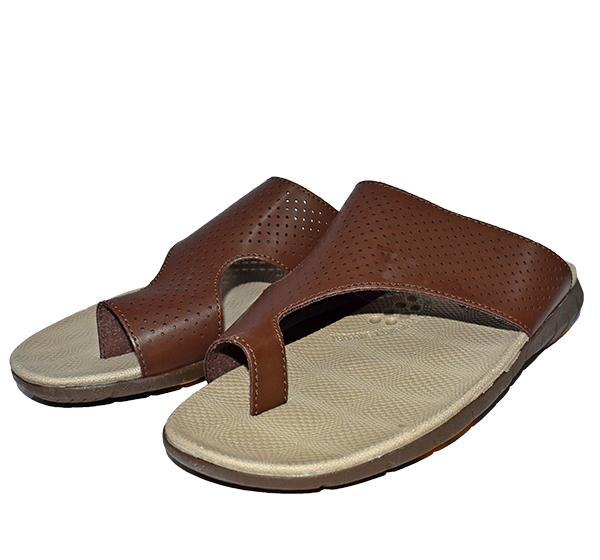 Men Comfortable Chappal - Brown - Hiffey