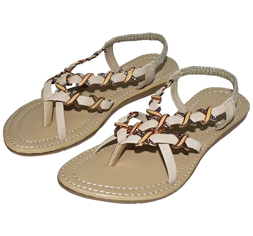 X Clip Stylish Sandal For Ladies - Hiffey