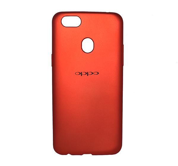 Oppo F5 - High Quality Mobile Back Cover - Red - Hiffey