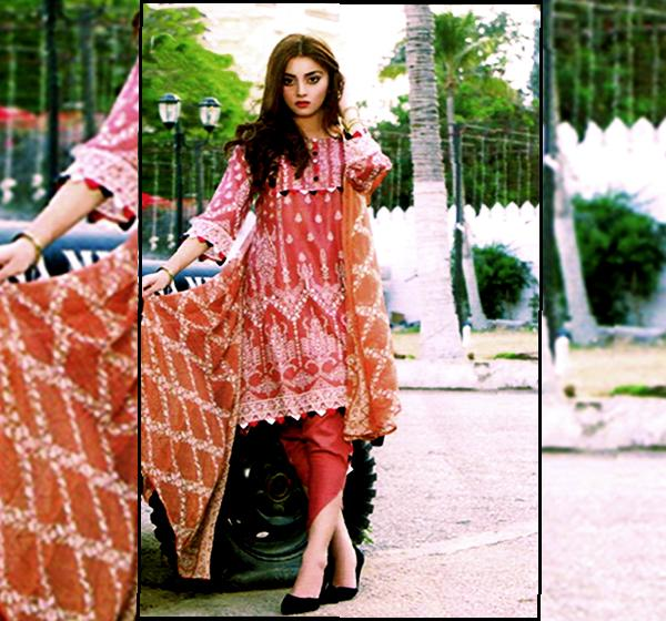 Summer Premium Printed Lawn Collection - 01B - Hiffey