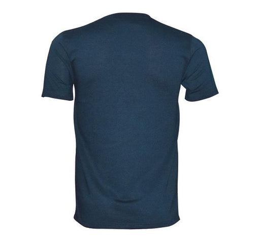 Guess Los Angeles T-Shirt For Men - Sea Blue - Hiffey