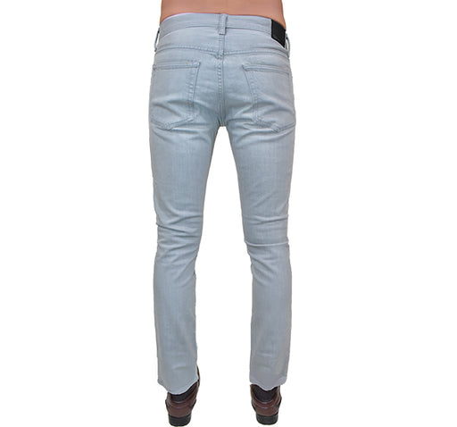 Stretchable Jeans For Men - Faded Grey - Hiffey