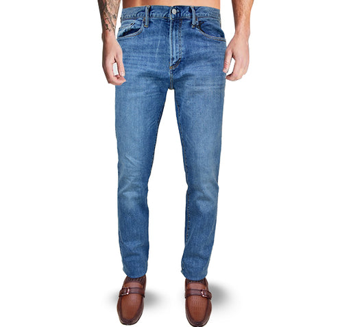 Denim Skinny Fit Jeans For Men - Hiffey