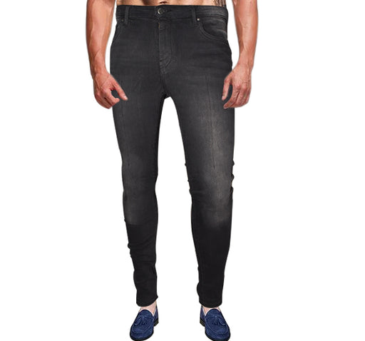 Extrem Flex Jeans For Men - Dark Grey - Hiffey