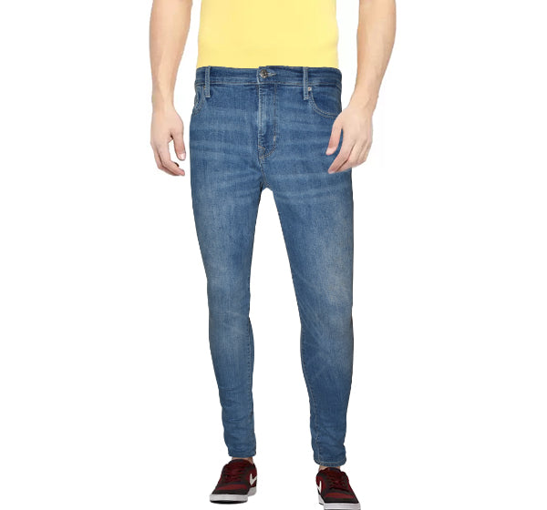 Old Navy Stretchable Jeans For Men - Light Blue - Hiffey