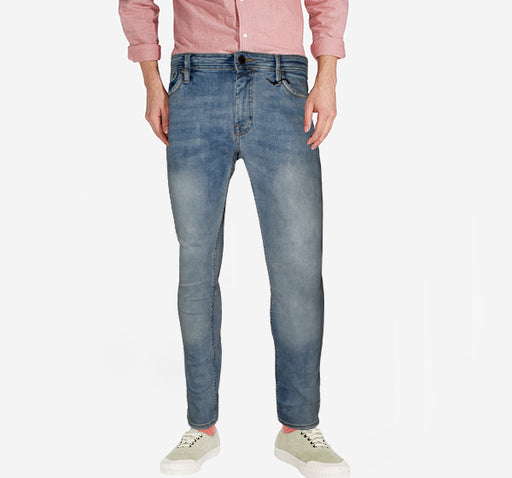 Old Navy Stretchable Jeans For Men - Denim Blue - Hiffey