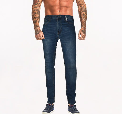 Old Navy Stretchable Jeans For Men - Blue - Hiffey