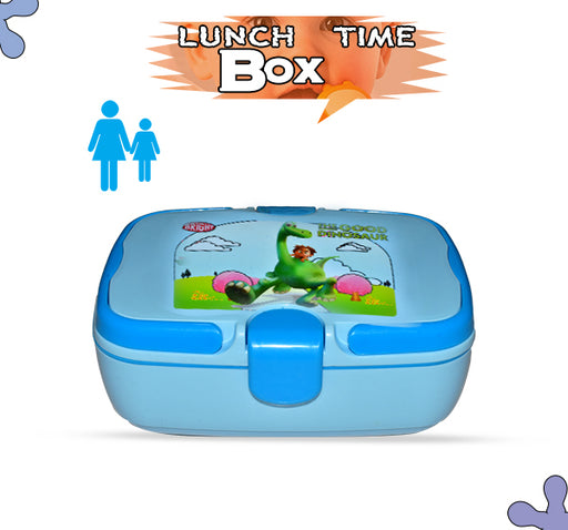 The Good Dinosaur Lunch Box For Kids - Sky Blue - Hiffey