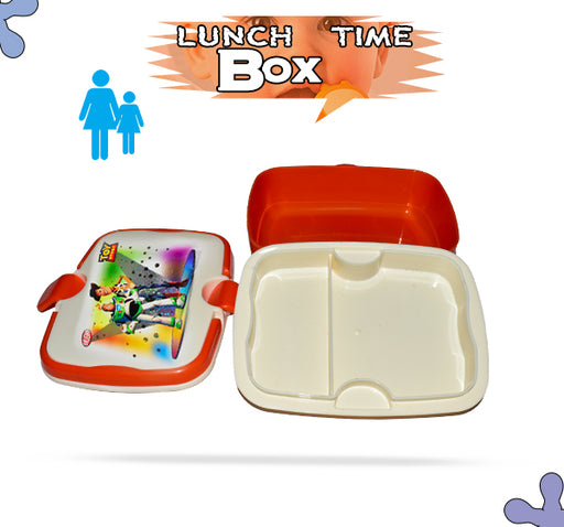 Toy Story Lunch Box For Kids - Red - Hiffey
