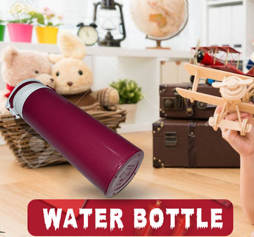 Coolwin Sports Water Bottle For Kids - Maroon - Hiffey