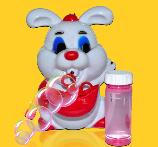 Bubble Rabbit Toy For Kids - Hiffey