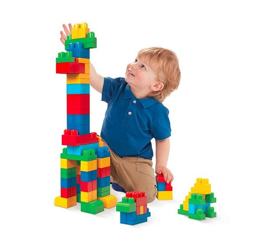 Building Blocks Toy For Kids 51 Pcs - Multicolor - Hiffey