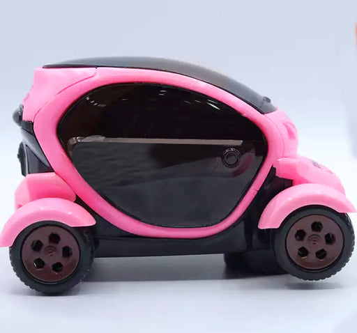 Future Concept Car With 3D Lights & Music, Rotation For Kids - Pink - Hiffey