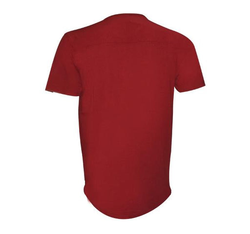 Guess Los Angeles T-Shirt For Men - Maroon - Hiffey