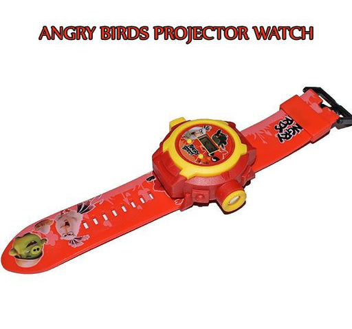 Angry Birds Projector Watch For Kids - Hiffey