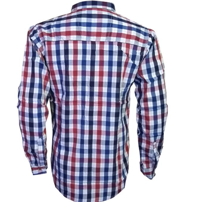 Dockers Checkered Long Sleeves Casual Shirt - Hiffey