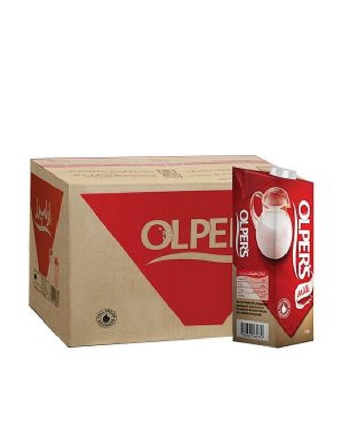 Olpers Milk Carton 8 Pieces 8 x1.5