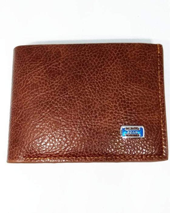 Bovis Artificial Leather - Brown - Hiffey