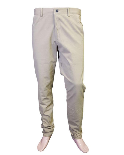 Cotton Chino Pants Fashion Camel Sandy Brown - Hiffey