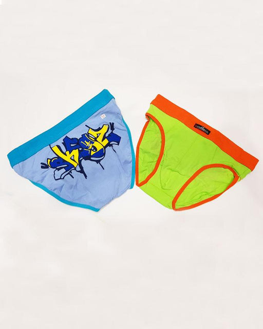 Wordloom Kids Underwear - Pack of 2 - Hiffey