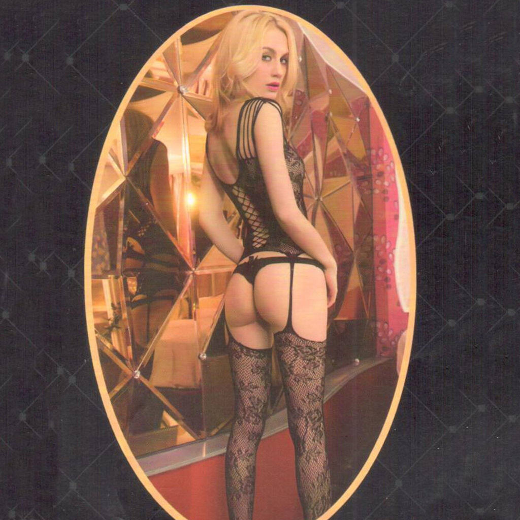 b5ee54fca46 Miss Red Body Stocking - 880-687% Poliammide 10% Elastin 3% Cotton ...
