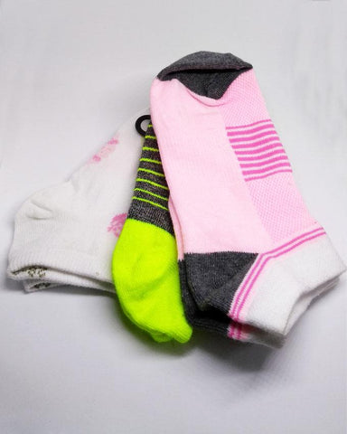Ankle Ladies Socks - Pack of 3