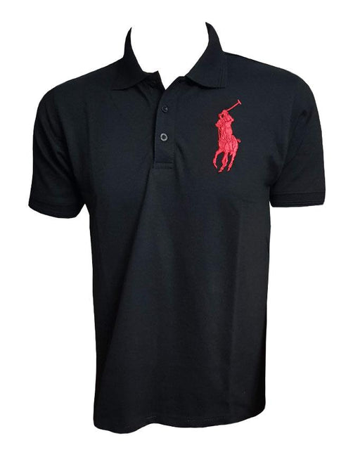 Ralph Lauren Polo Shirt-Black
