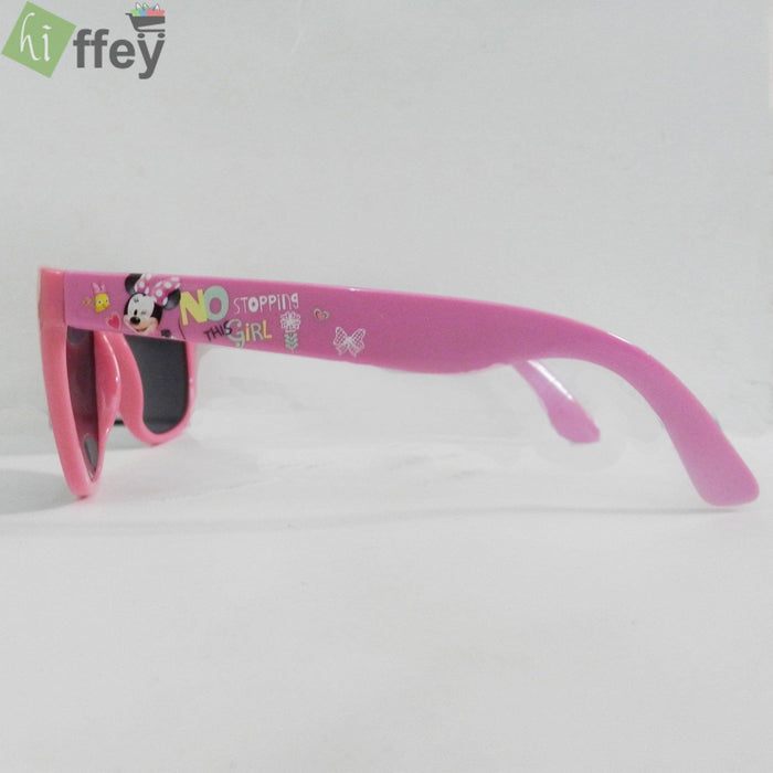 Mickey Mouse Sunglasses for Kids Pink Color - Hiffey