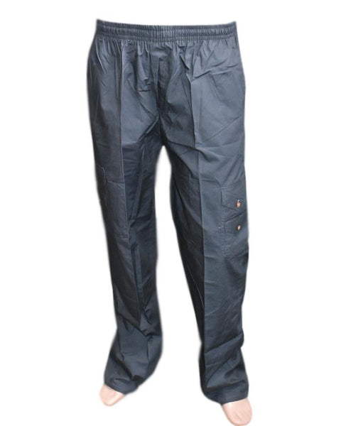 Men's Cargo Trouser - Dark Grey