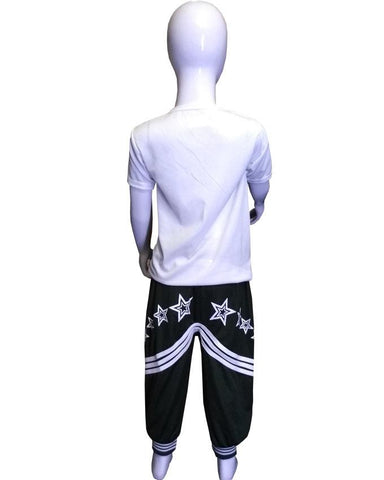 14th August Boys T-Shirt of Pakistan and Trouser