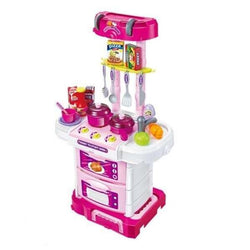Little Chef Small Gourmet 3in1 Kitchen Play Toy Set - Hiffey
