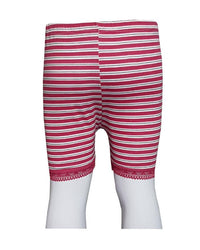 Light Maroon Line With Lase Boxers for Kids