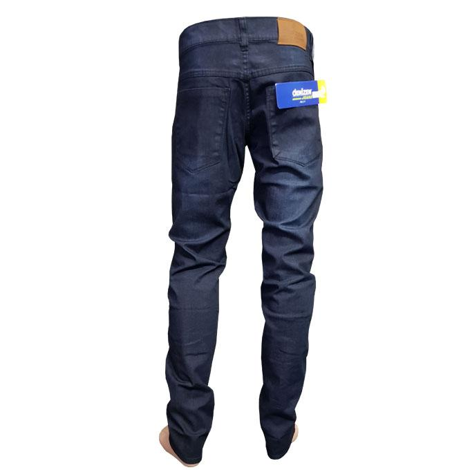 Branded Oxford Blue Shade Jeans Slim Fit for Men - Hiffey