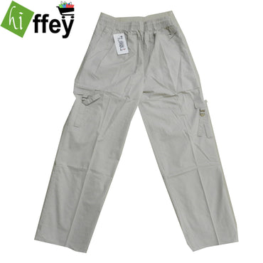 Men's Cotton Trousers - Hiffey