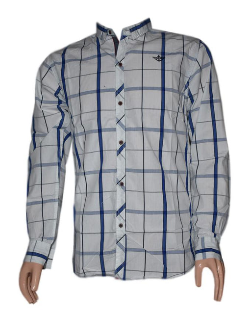 Dockers Full Sleeves Checkered Shirt For Men - Hiffey