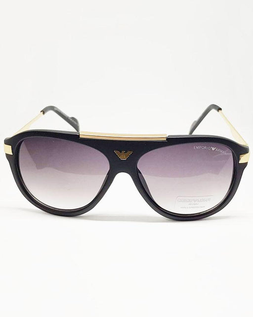 Emporio Armani Circle Sunglasses - Hiffey