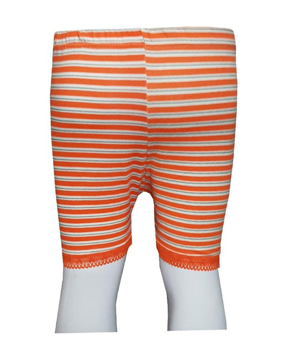 Orange Line With Lase Boxers for Kids - Hiffey