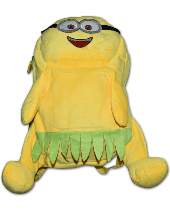 Minions High Quality Plush Shoulder Bag for Kids - Large - Hiffey