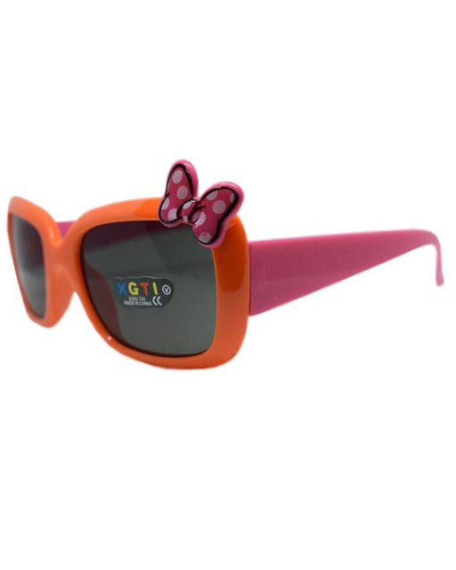 Orange Ribbon Sunglasses for Kids - Hiffey