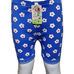 Blue Flower With Lase Boxers for Kids